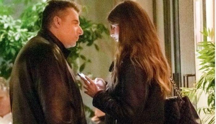 Ενοχλημένος ο Γιώργος Λιάγκας: Διαψεύδει το φημολογούμενο ειδύλλιο με την Ανθή Σαλαγκούδη | tlife.gr