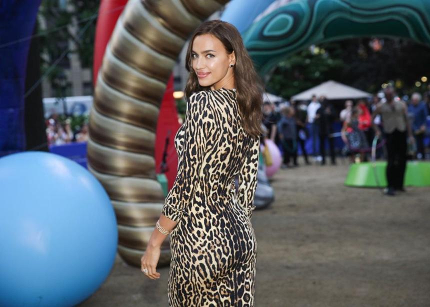 Αυτά είναι τα αγαπημένα μποτάκια της Irina Shayk! | tlife.gr