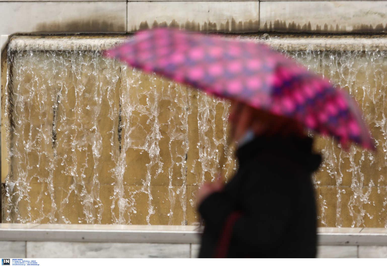Καιρός αύριο: Βροχές, καταιγίδες και χιόνια