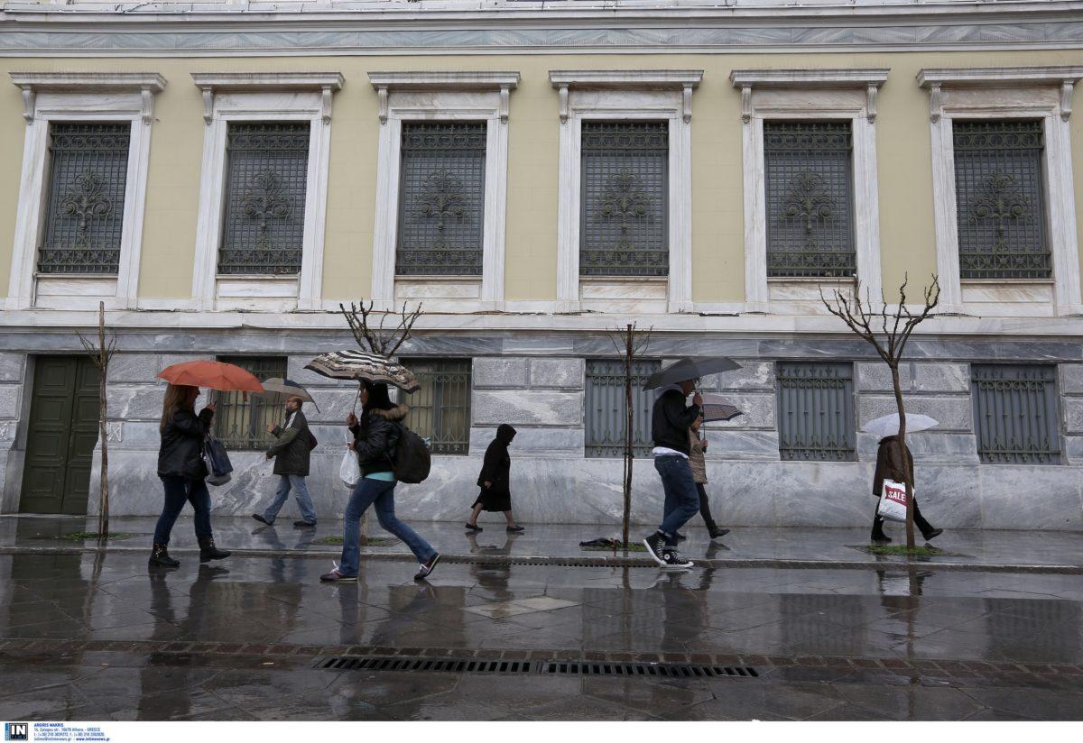 Καιρός αύριο: Βροχές, καταιγίδες και πτώση θερμοκρασίας | tlife.gr
