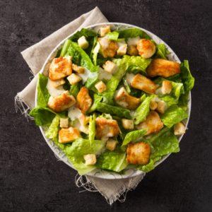 Συνταγή για πεντανόστιμη σαλάτα του Καίσαρα