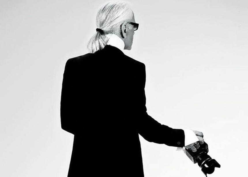 Έκθεση με πορτραίτα του Κarl Lagerfeld | tlife.gr