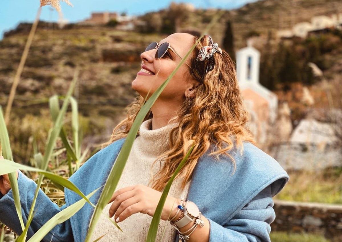 Συγκινεί η Κλέλια Πανταζή: «Πέρσι στα γενέθλια μου είχα κάνει μια ευχή…»