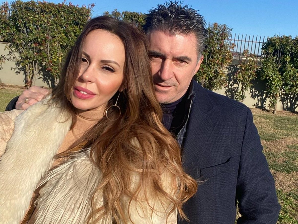 Ιωάννα Λίλη: Ο τρυφερός τρόπος που ευχήθηκε «χρόνια πολλά» στον Θοδωρή Ζαγοράκη [pics]   tlife.gr