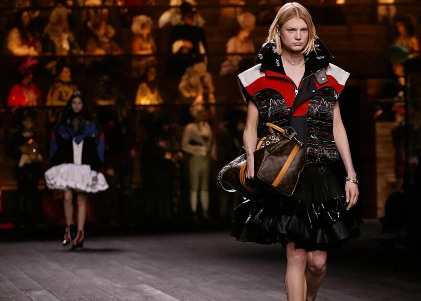 Η Εβδομάδα Μόδας στο Παρίσι έκλεισε με το υπέροχο show του Louis Vuitton | tlife.gr