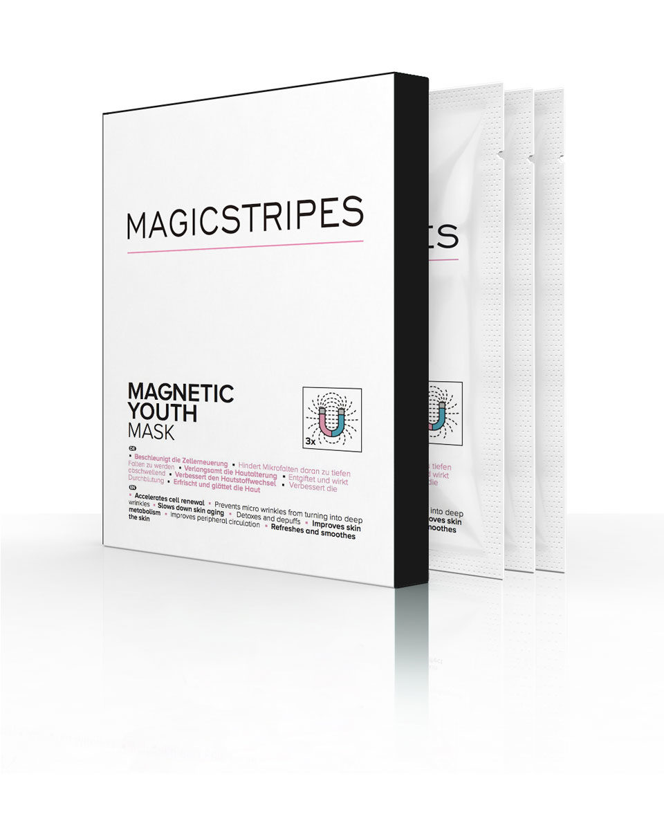 Magic Stripes Magnetic Youth Μάσκα ανόρθωσης   tlife.gr