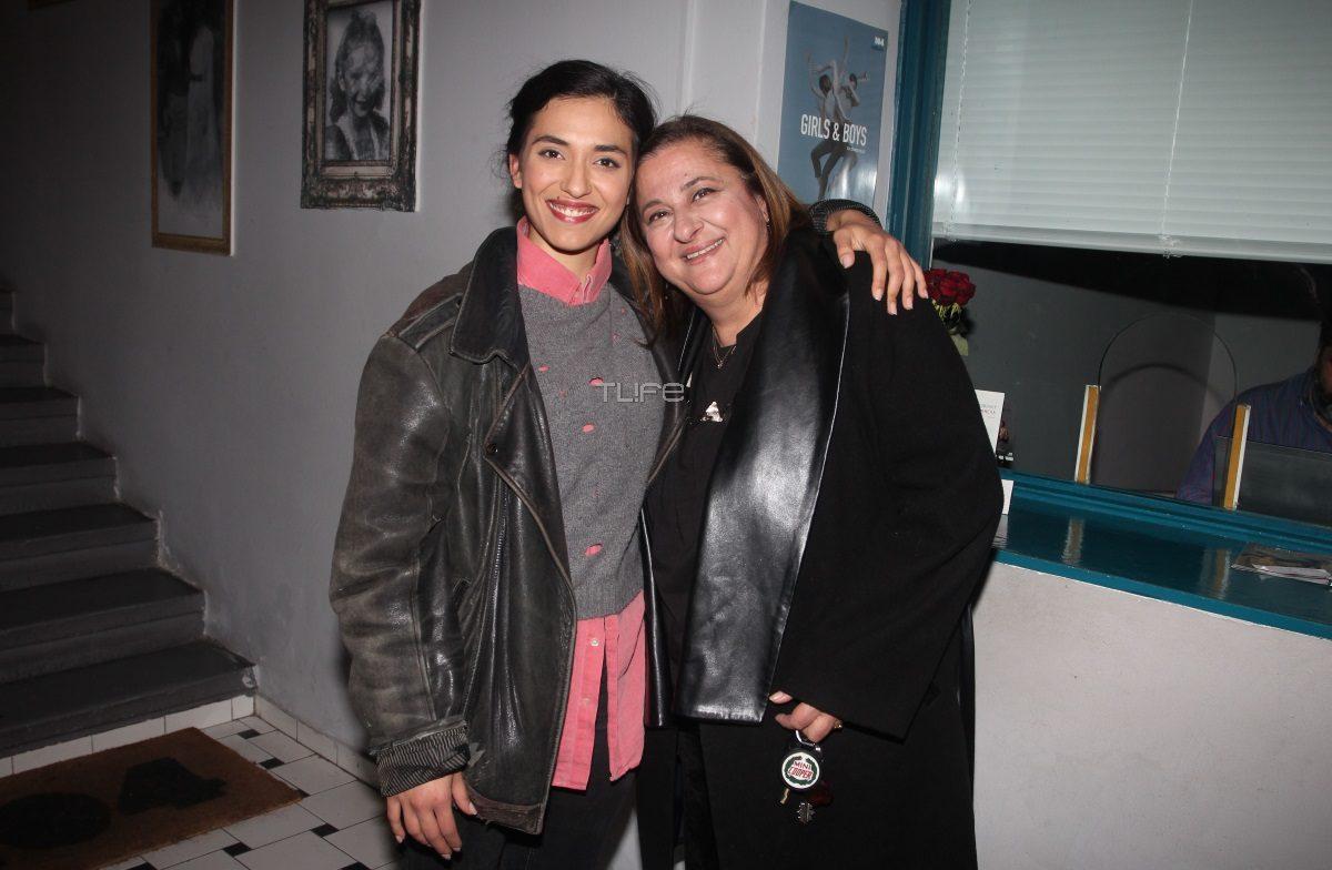Ελισάβετ Κωνσταντινίδου: Καμάρωσε την κόρη της στην πρεμιέρα της! [pic] | tlife.gr