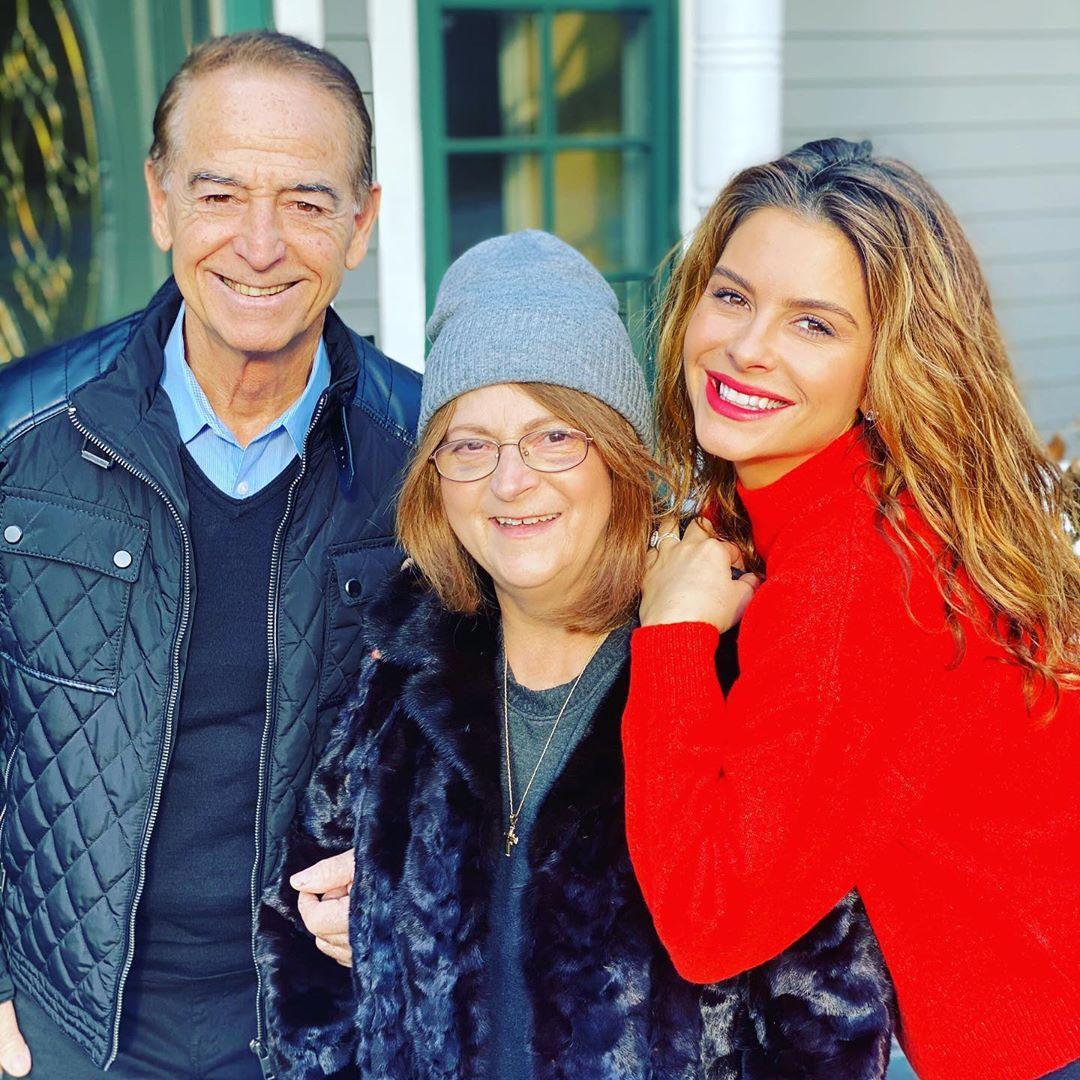 Ραγίζει καρδιές η Maria Menounos! Η πράξη αγάπης του μπαμπά για την άρρωστη μαμά της! Φωτογραφία | tlife.gr