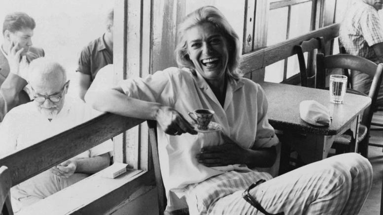 Σπάνιο εξώφυλλο του '53 της Μελίνας Μερκούρη, που πέθανε σαν σήμερα πριν 26 χρόνια | tlife.gr