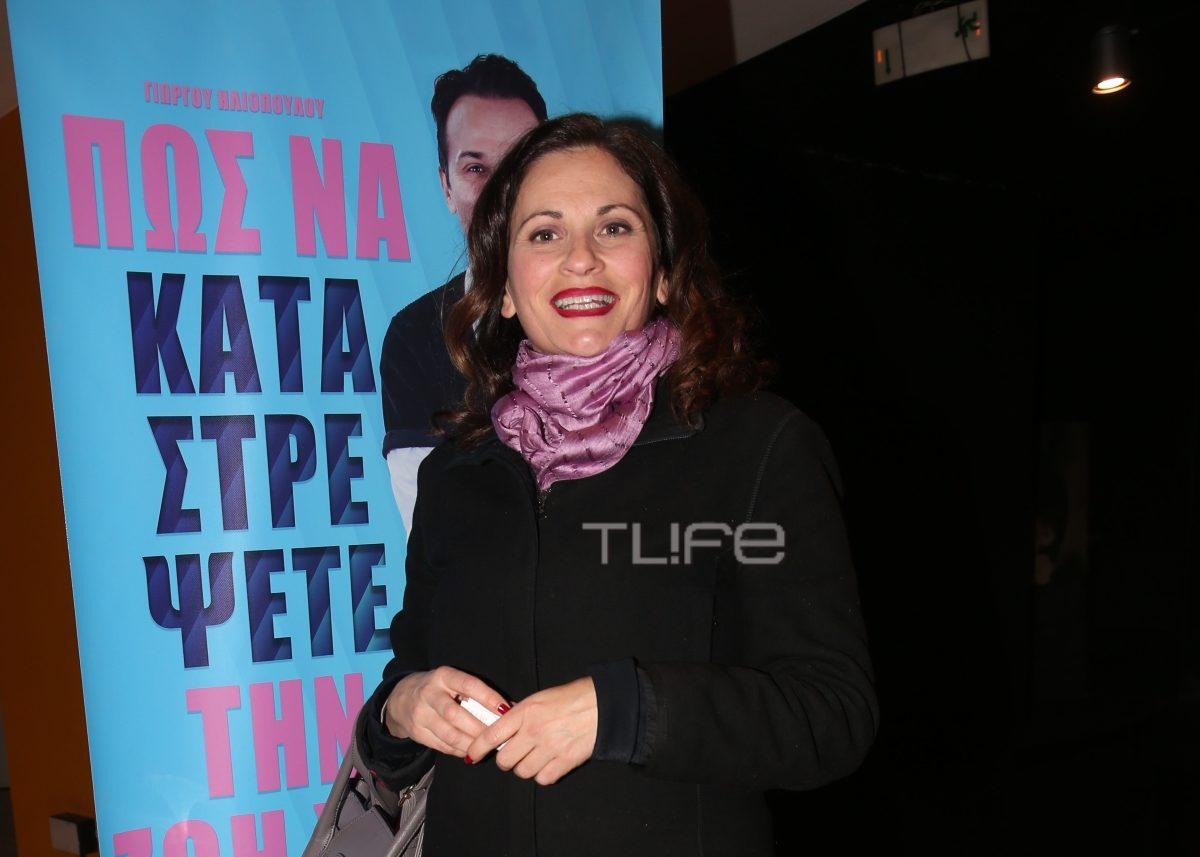 Θεοφανία Παπαθωμά: Θεατρική βραδιά με τους συμπρωταγωνιστές από τις Άγριες Μέλισσες! [pics]   tlife.gr