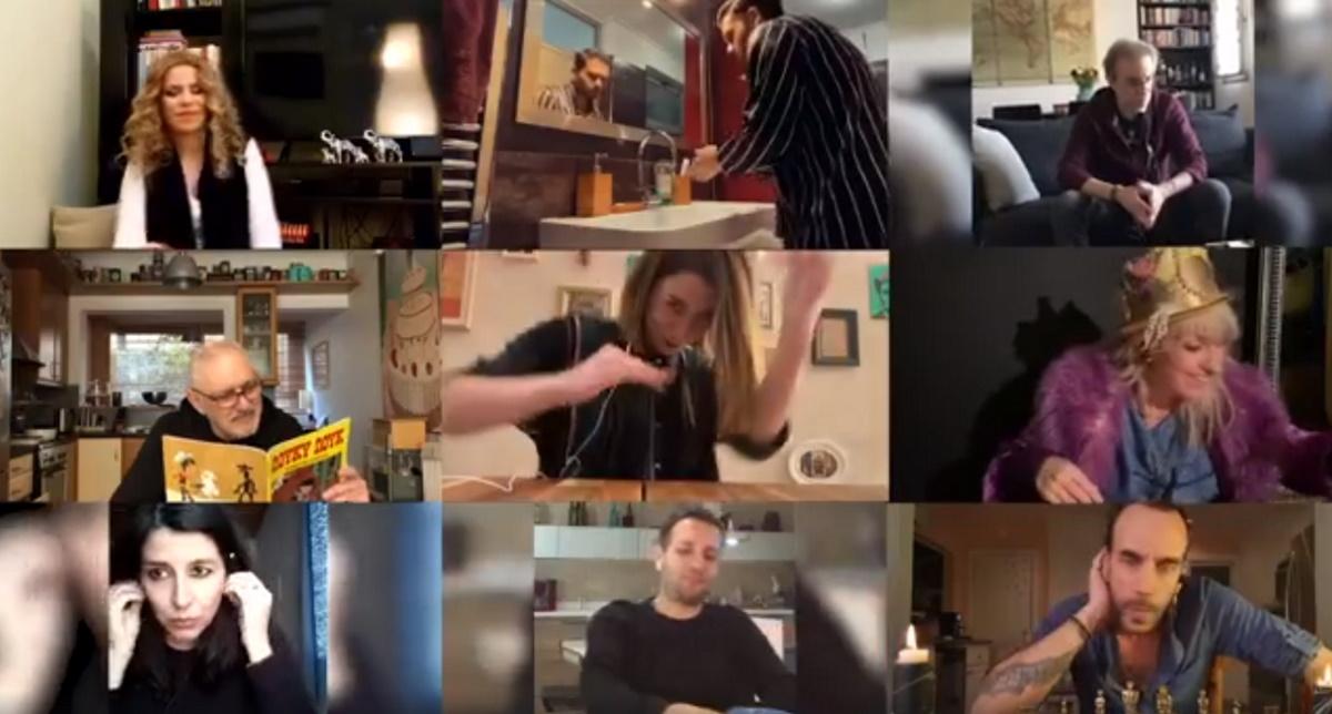 Κυριάκος Μητσοτάκης: Το απολαυστικό βίντεο για το «Μένουμε σπίτι» με αγαπημένους Έλληνες καλλιτέχνες!
