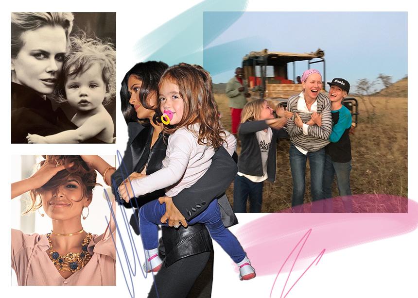 8 διάσημες γυναίκες που έγιναν μαμάδες μετά τα 40!