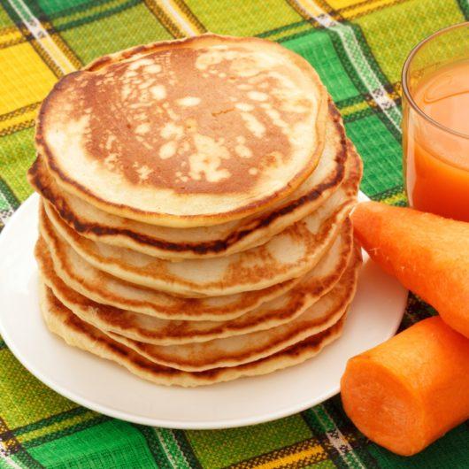 Συνταγή για Pancakes καρότου | tlife.gr