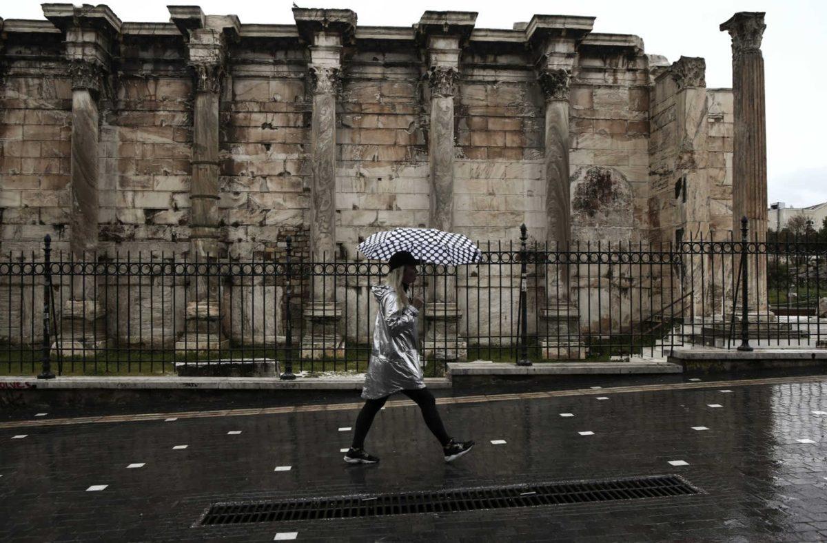 Καιρός αύριο: Πρωταπριλιά με ισχυρές βροχές και καταιγίδες   tlife.gr