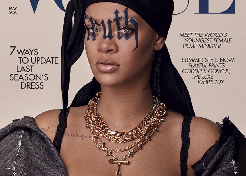 Πριν την καραντίνα η Rihanna έκανε 2 εξώφυλλα για την Vogue, ποιο σου αρέσει πιο πολύ;