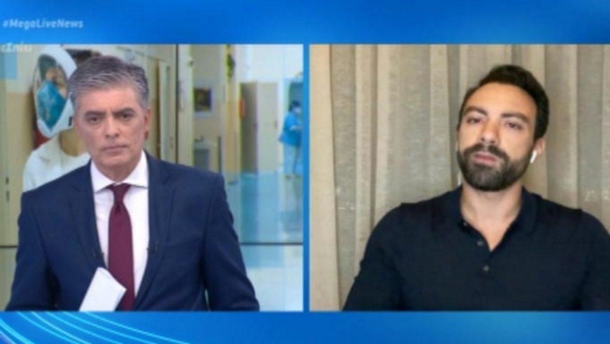 Σάκης Τανιμανίδης: Η εξομολόγηση για την περιπέτειά του με τον κορονοϊό και η επόμενη μέρα [video] | tlife.gr