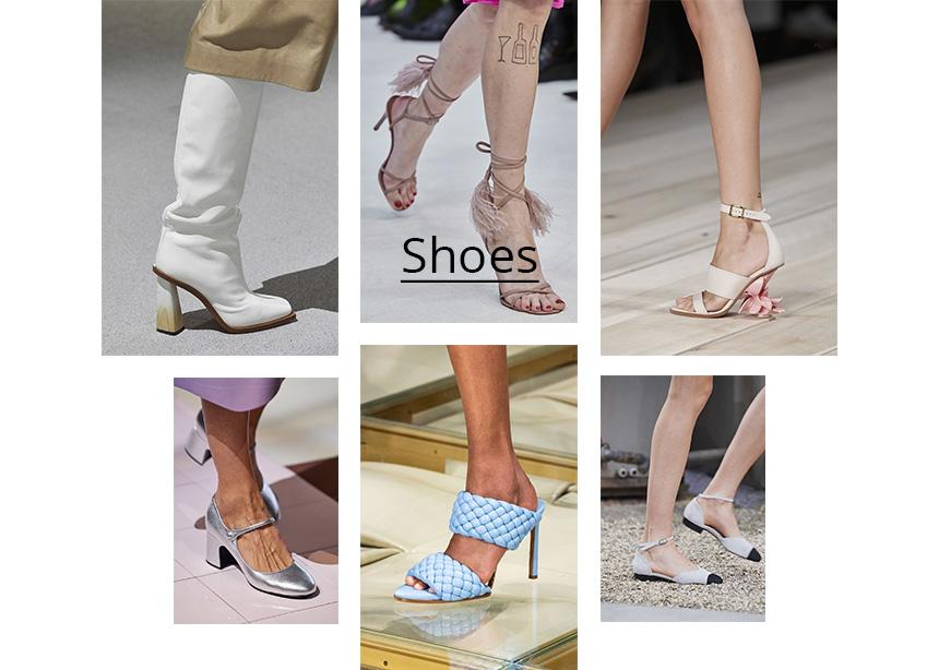 8 τάσεις που θα μας απασχολήσουν φέτος το καλοκαίρι στα παπούτσια!