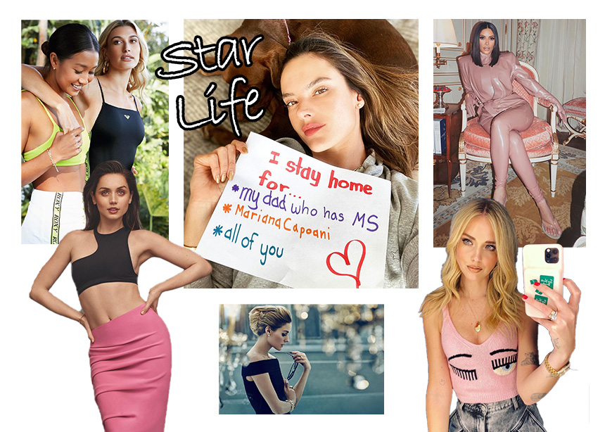 Πως περνάνε οι celebrities στην καραντίνα! Οι instagram pics που ανέβασαν… | tlife.gr