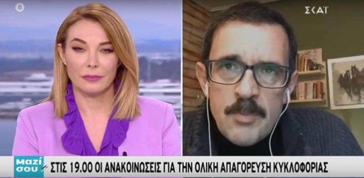 Ο Λεωνίδας Κακούρης περιγράφει στο «Μαζί σου» τη νέα καθημερινότητά του μετά την επέλαση του κορονοϊού [video] | tlife.gr