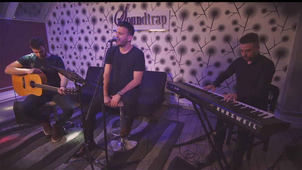 Νικηφόρος: Το μαγικό unplugged του στο στούντιο! | tlife.gr