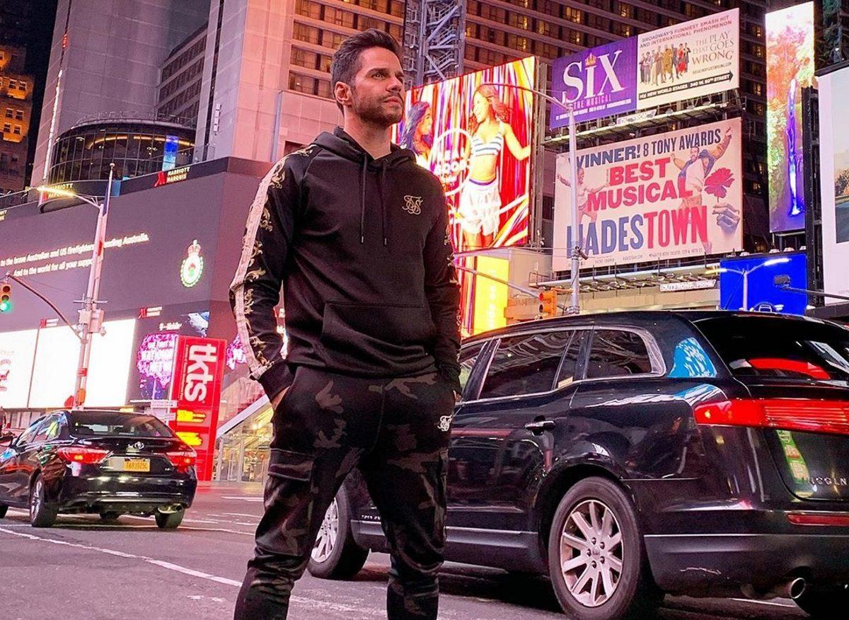 Γιώργος Τσαλίκης: Δεν χορταίνει τις βόλτες στην Νέα Υόρκη! [pics]   tlife.gr