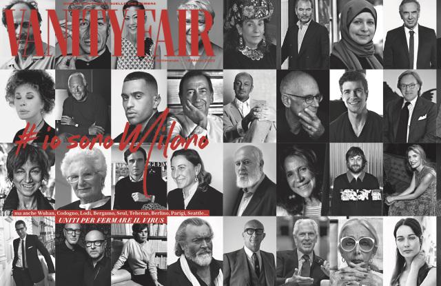 Κορονοϊός: Ειδικό τεύχος του Vanity Fair Italy αφιερωμένο στο Μιλάνο και τη Λομβαρδία!   tlife.gr