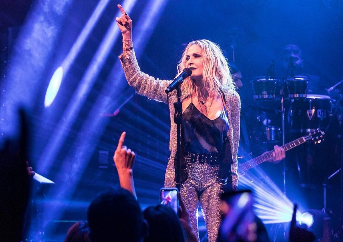 Άννα Βίσση: Ξεκινά τις καλοκαιρινές συναυλίες της! 15 Ιουλίου στο Κηποθέατρο Παπάγου | tlife.gr