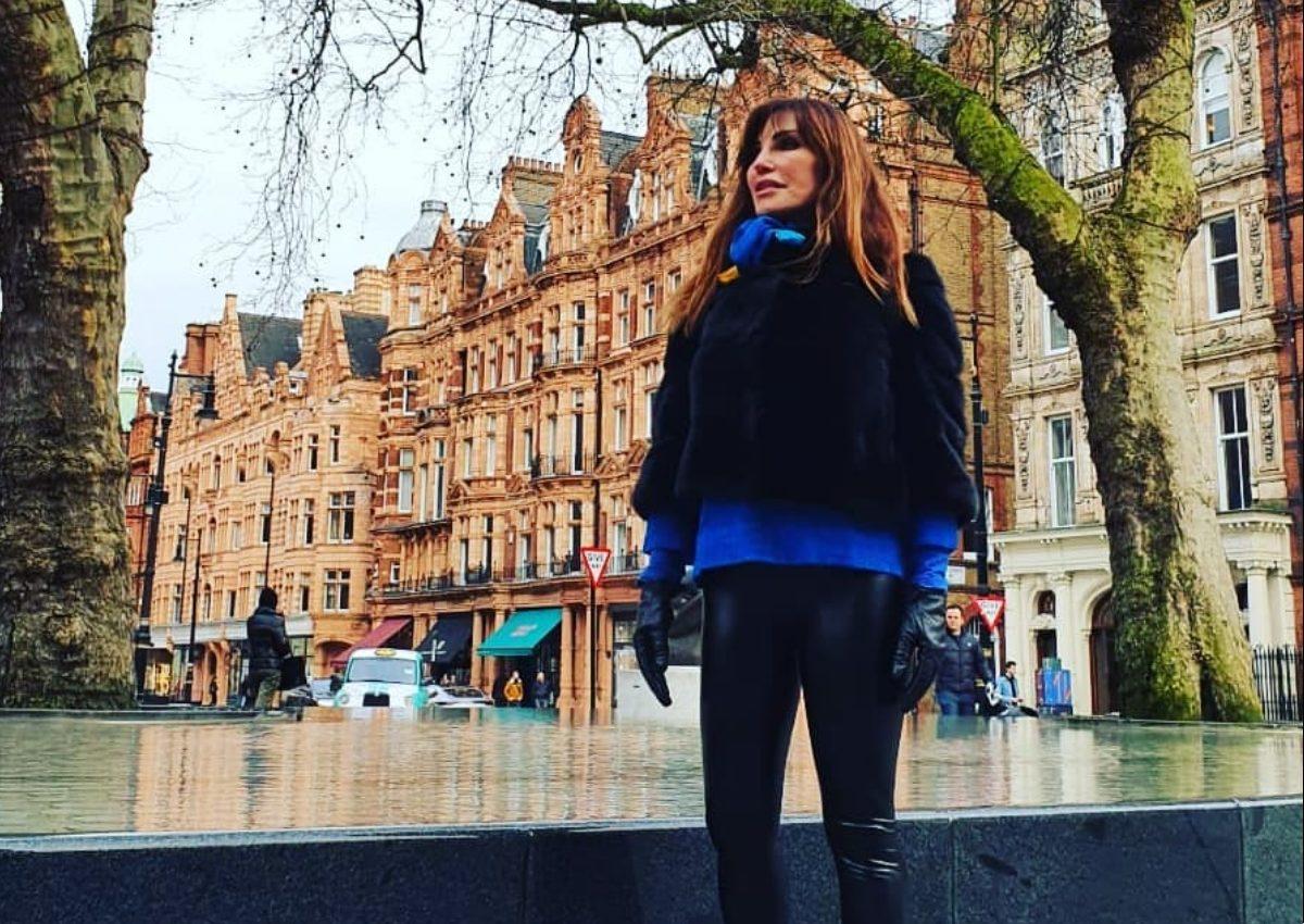 Βίκυ Χατζηβασιλείου: Ταξίδι στο Λονδίνο, λίγο πριν την τηλεοπτική επιστροφή της! [pics,vids]   tlife.gr