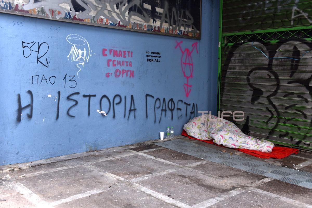 Φωτορεπορτάζ, στην Αθήνα του κορονοϊού! Η συγκλονιστική φωτογραφία που θα σε κάνει να χαρείς που μένεις σπίτι! | tlife.gr