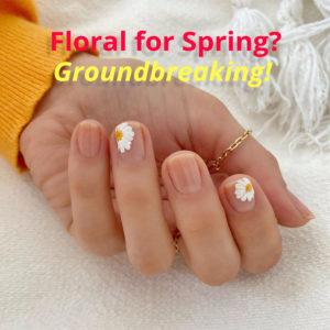 10 floral nail art που μπορούμε να κάνουμε στα νύχια μας! Γιατί είναι άνοιξη και γιατί ανοίγουν τα nail studio!