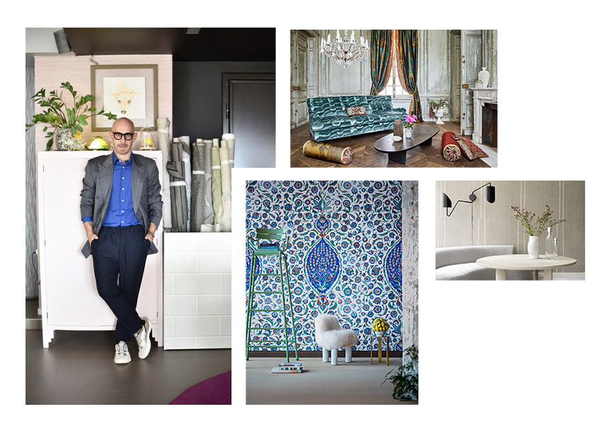 Ο interior designer, Ευάγγελος Μιχέλης, γράφει για τις διακοσμητικές τάσεις που πρέπει να γνωρίζεις