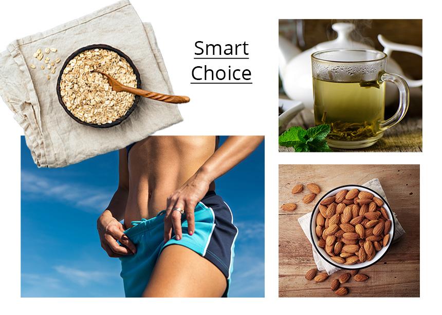 Επίπεδη κοιλιά: 10 τροφές που θα σε βοηθήσουν να τα καταφέρεις