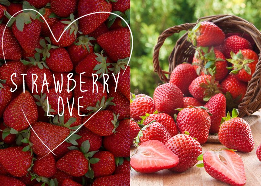 Φράουλα: Το κόκκινο φρούτο που ενισχύει το ανοσοποιητικό σου, σε αδυνατίζει (και όχι μόνο)!