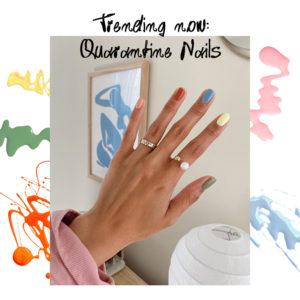 Quarantine manicure: το τελευταίο trend του instagram και ποια είναι τα αγαπημένα μας!