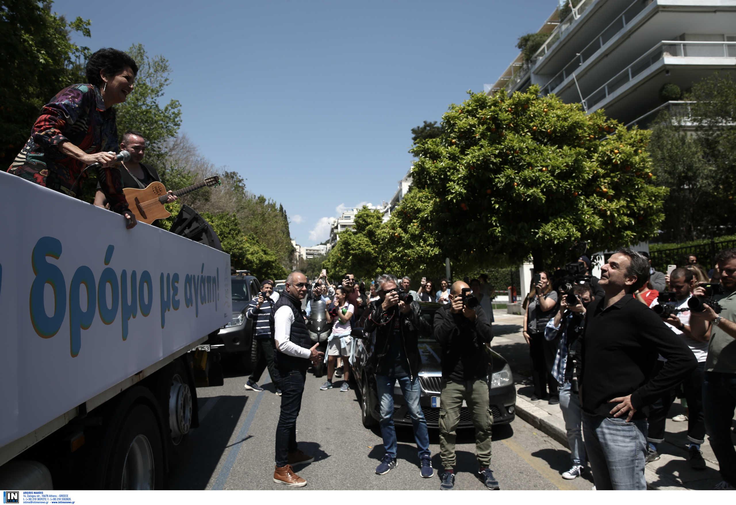 Άλκηστις Πρωτοψάλτη στο Live News: «Έκλαιγα εγώ, έκλαιγε ο κόσμος από τα μπαλκόνια»