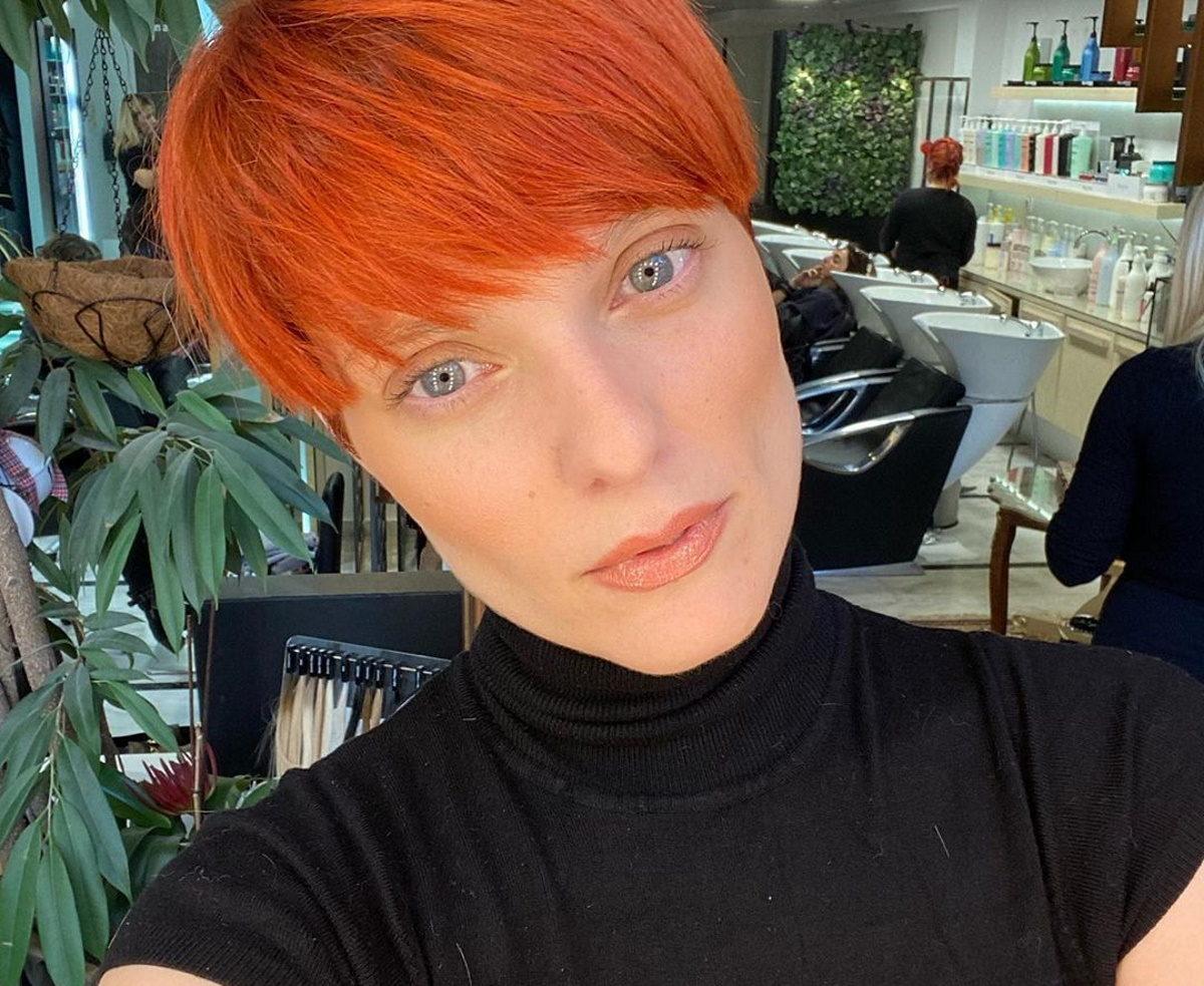 Αναστασία Περράκη: Αποχωρίστηκε το ginger χρώμα στα μαλλιά της! Η νέα της αλλαγή [pics] | tlife.gr