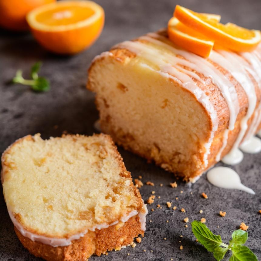Συνταγή για πεντανόστιμο κέικ πορτοκαλιού