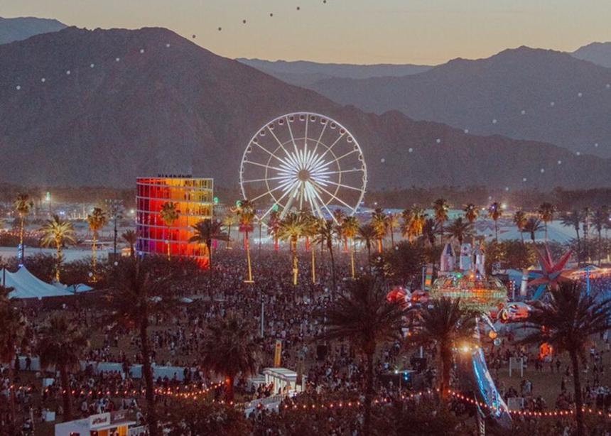To Coachella ετοίμασε κάτι super για τους fan του φεστιβάλ!