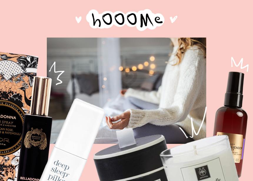Κεριά και spray που θα σου διώξουν το άγχος και θα σε χαλαρώσουν! | tlife.gr