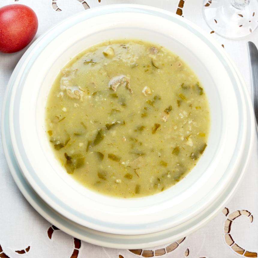 Συνταγή για παραδοσιακή μαγειρίτσα