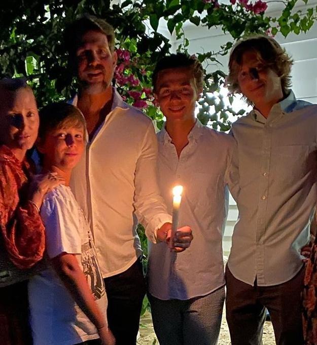 Μarie Chantal – Παύλος: Έκαναν Ανάσταση, οικογενειακά σπίτι τους! Φωτογραφίες