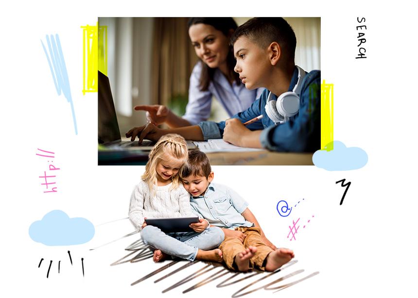 """Ασφαλής """"βόλτα"""" στο διαδίκτυο: Πώς μπορείς να προστατεύεις τα παιδιά σου από τους κινδύνους;"""