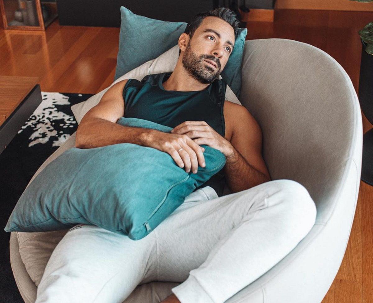 Σάκης Τανιμανίδης: Έφτιαξε… σπιτικό brunch για τη γυναίκα της ζωής του! [pics] | tlife.gr