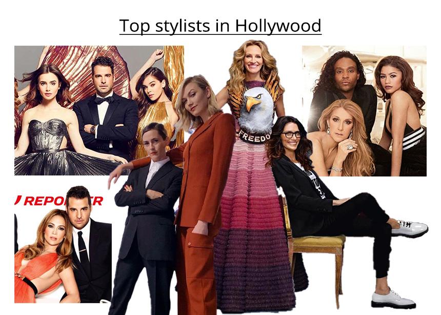 Αυτοί είναι οι top στιλίστες στο Hollywood! Μάθε ποιοι ντύνουν τις πιο διάσημες star | tlife.gr