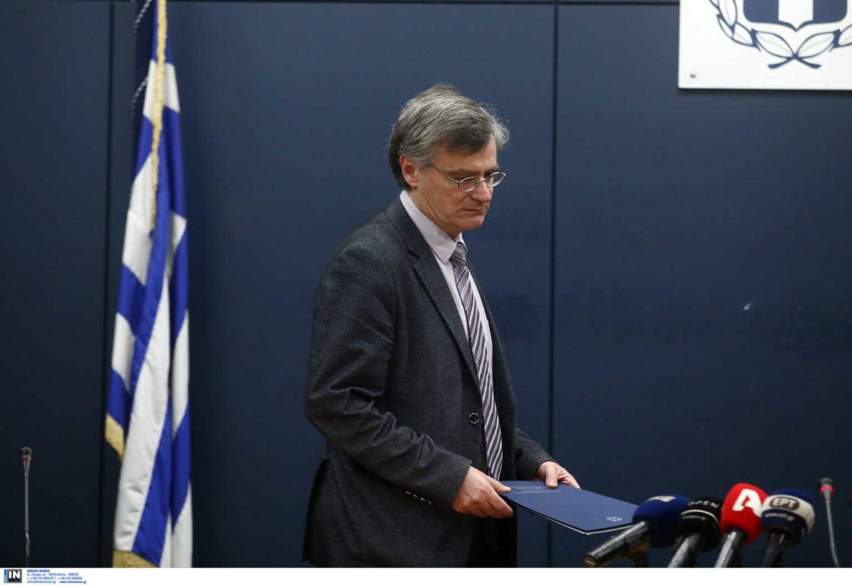 Ενημέρωση Τσιόδρα: 60 νέα κρούσματα κορονοϊού στην Ελλάδα και 68 συνολικά οι νεκροί | tlife.gr