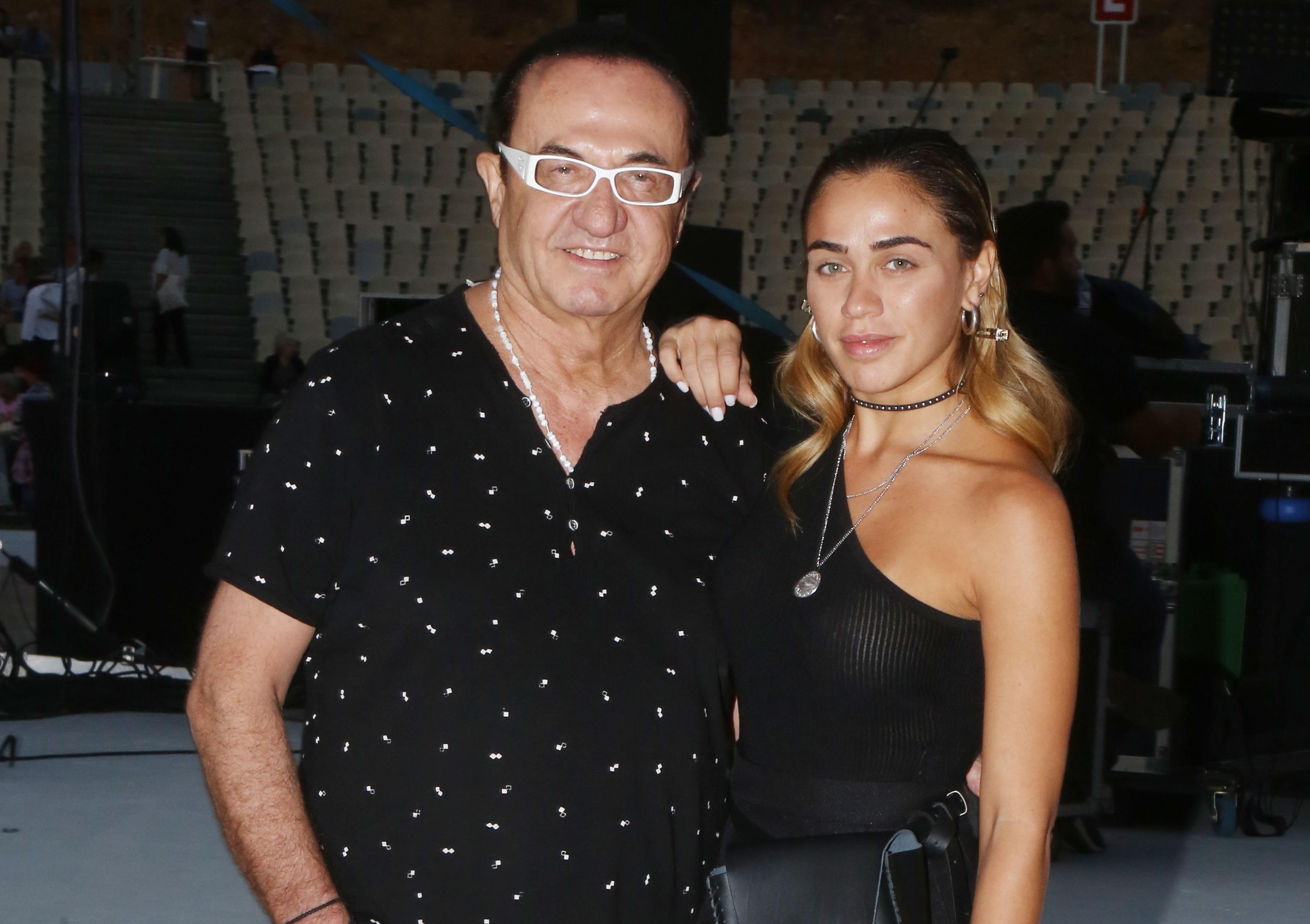 Κόνι Μεταξά: Ο ξέφρενος χορός με τον πατέρα της, Λευτέρη Πανταζή
