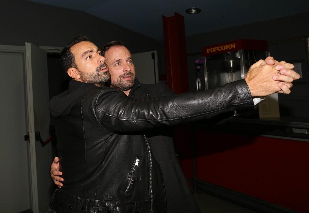 Reunion για Σάκη Τανιμανίδη και Γιώργο Λιανό μετά από δύο μήνες καραντίνας! Video   tlife.gr