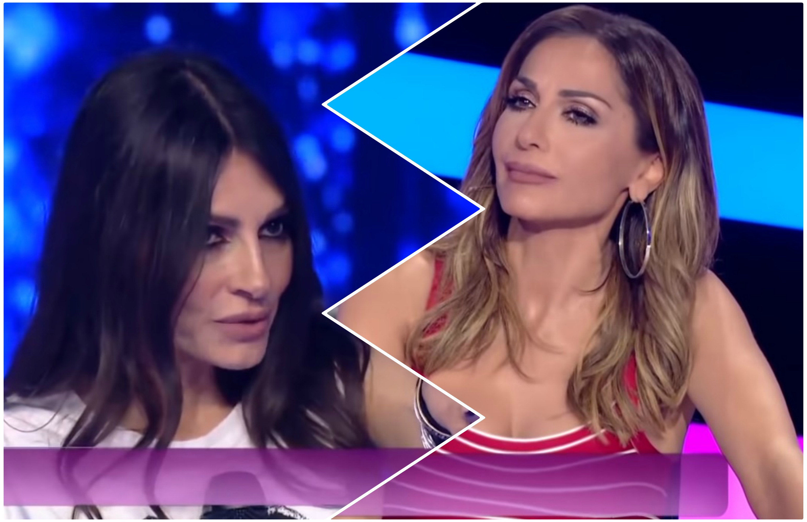 "J2US: Η ένταση ανάμεσα σε Δέσποινα Βανδή και Άσπα Τσίνα που θύμισε εποχές ""Fame Story"" [video]"