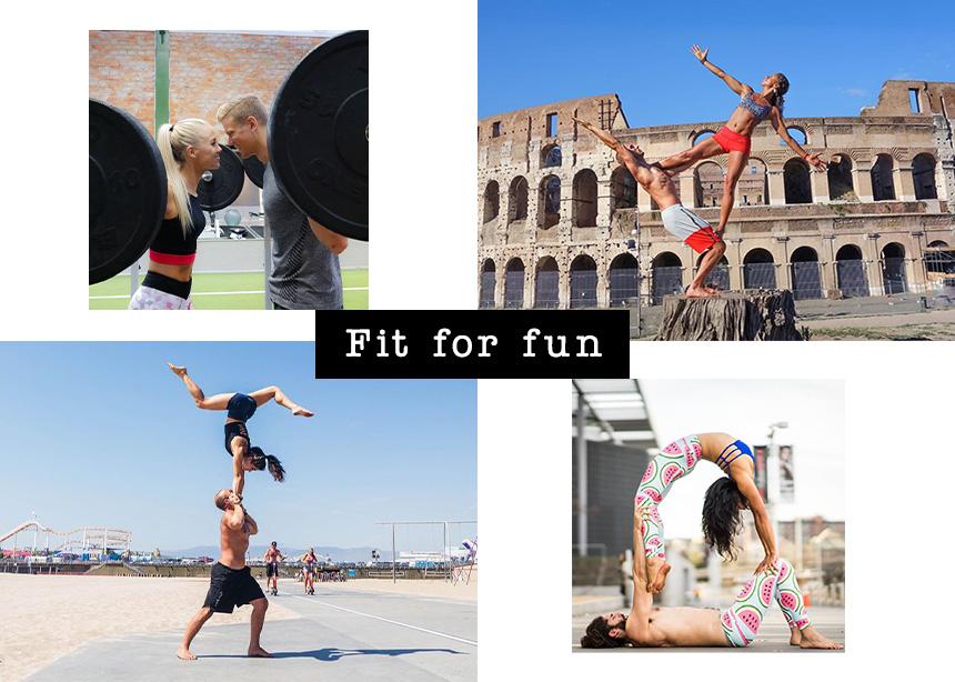 Τα fit ζευγάρια του Instagram που θα γίνουν το καλύτερο κίνητρο για να γυμναστείτε μαζί! | tlife.gr