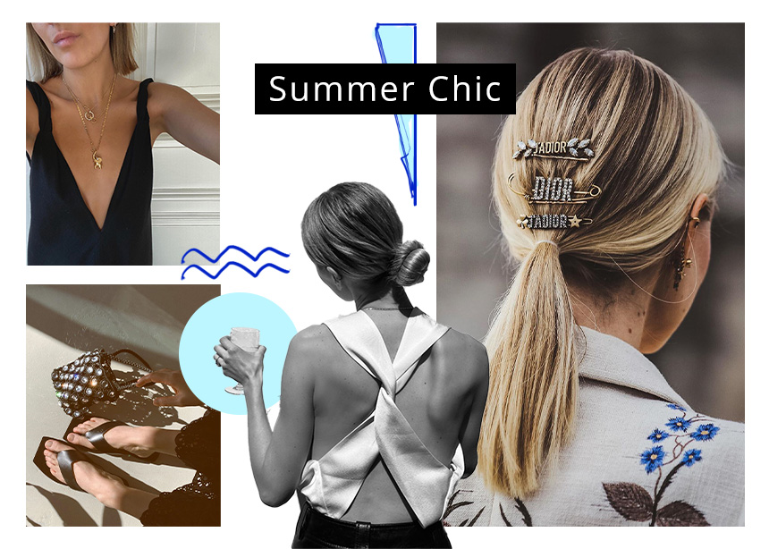 Summer chic!Λεπτομέρειες που ακολουθούν τα it girls κάθε καλοκαίρι για κομψά look | tlife.gr